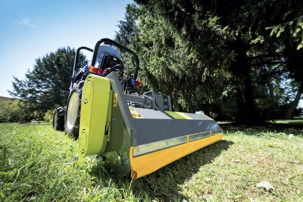 Bilde av BellonMit Traktor Beitepusser